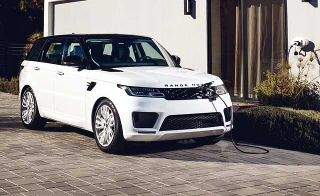 Jaguar Land Rover Is Showcasing Its Expanded Vehicle Lineups From Both Brands At The 2018 Los Angeles Auto Show And Will Highlight