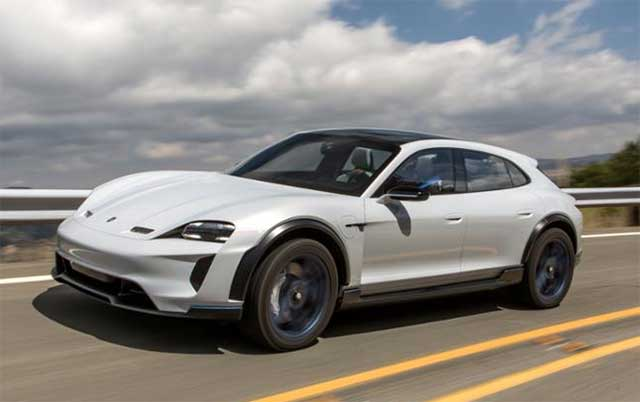 Fully Charged: Porsche Taycan world exclusive genuine first drive & launch control testing 0-200km/h