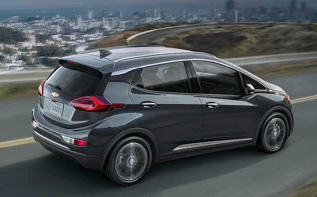 General motors calls for national zero emissions vehicle for General motors electric car