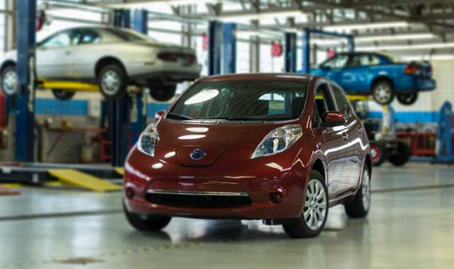 Electric Vehicle Servicing Costs Revealed