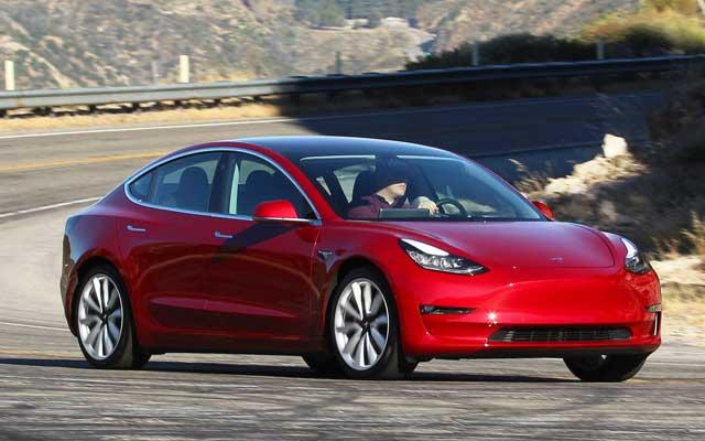 BEVs Responsible for 91% of All Passenger EV Battery