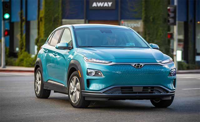 Electric Cars Report