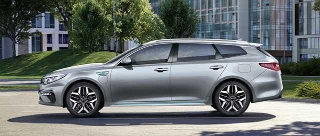 Kia Updates The Optima Sportswagon Plug In Hybrid For 2019