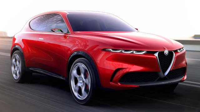 The New Alfa Romeo Tonale: Electrification Meets Beauty
