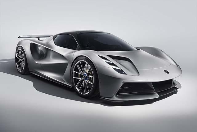 Lotus Evija To Start World Tour At Monterey Car Week