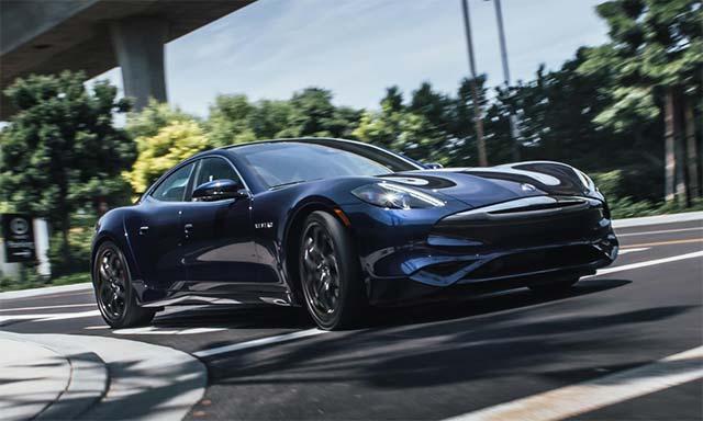 2020 Karma Revero GT priced at $135,000