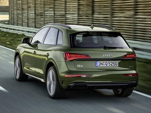 L'Audi Q5 PHEV 2021 fait ses débuts avec un design plus ...