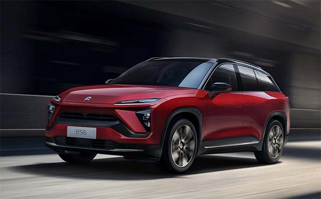 Nio Delivered 3 965 Vehicles In August A New Record High